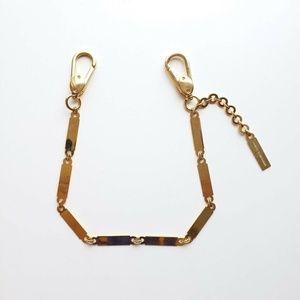 Dolce & Gabbana Chain Link Waist Belt - Gold